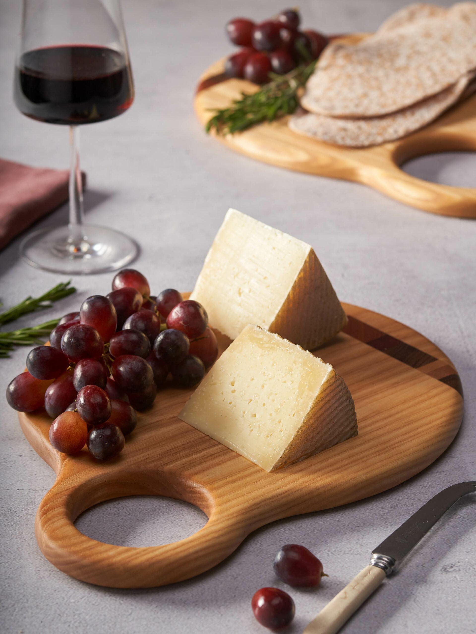 Home economist & food stylist Madrid tabla de queso