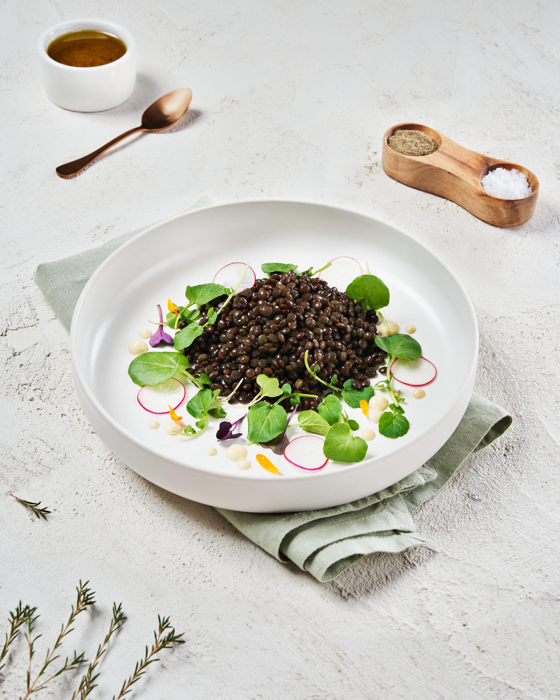 Home economist & food stylist Madrid Lentejas