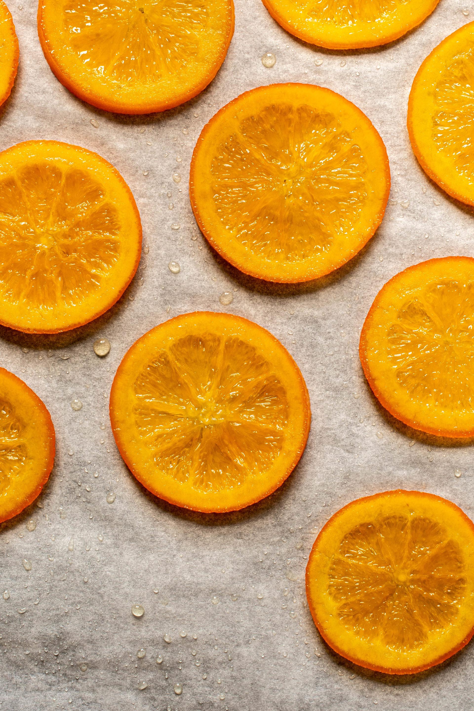 Home economist & food stylist Madrid Naranja confitada