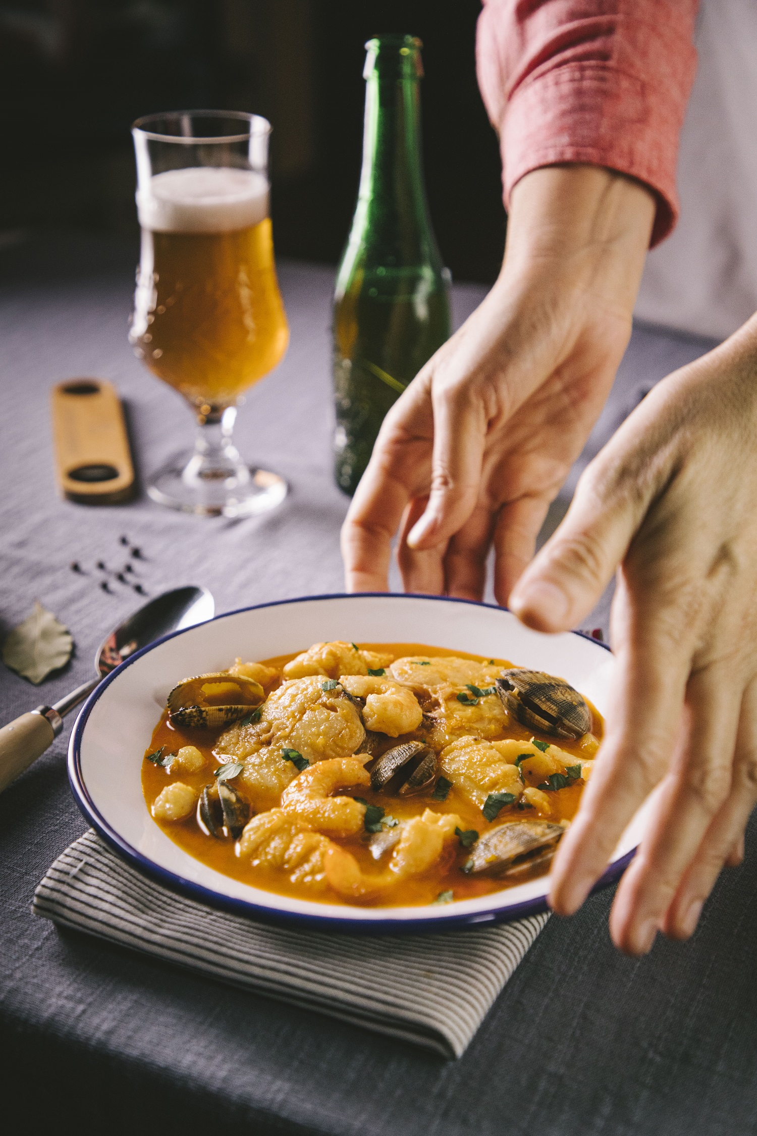 Home economist Food styling Madrid